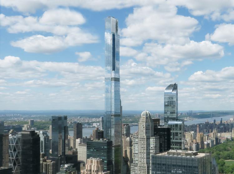 Série de fotografias mostra a construção do edifício residencial mais alto do mundo, © Paul Clemence