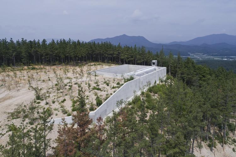 Jardim de Meditação Myeongjeong / IROJE Architects & Planners, Cortesia de IROJE Architects & Planners