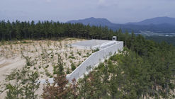 Jardim de Meditação Myeongjeong / IROJE Architects & Planners