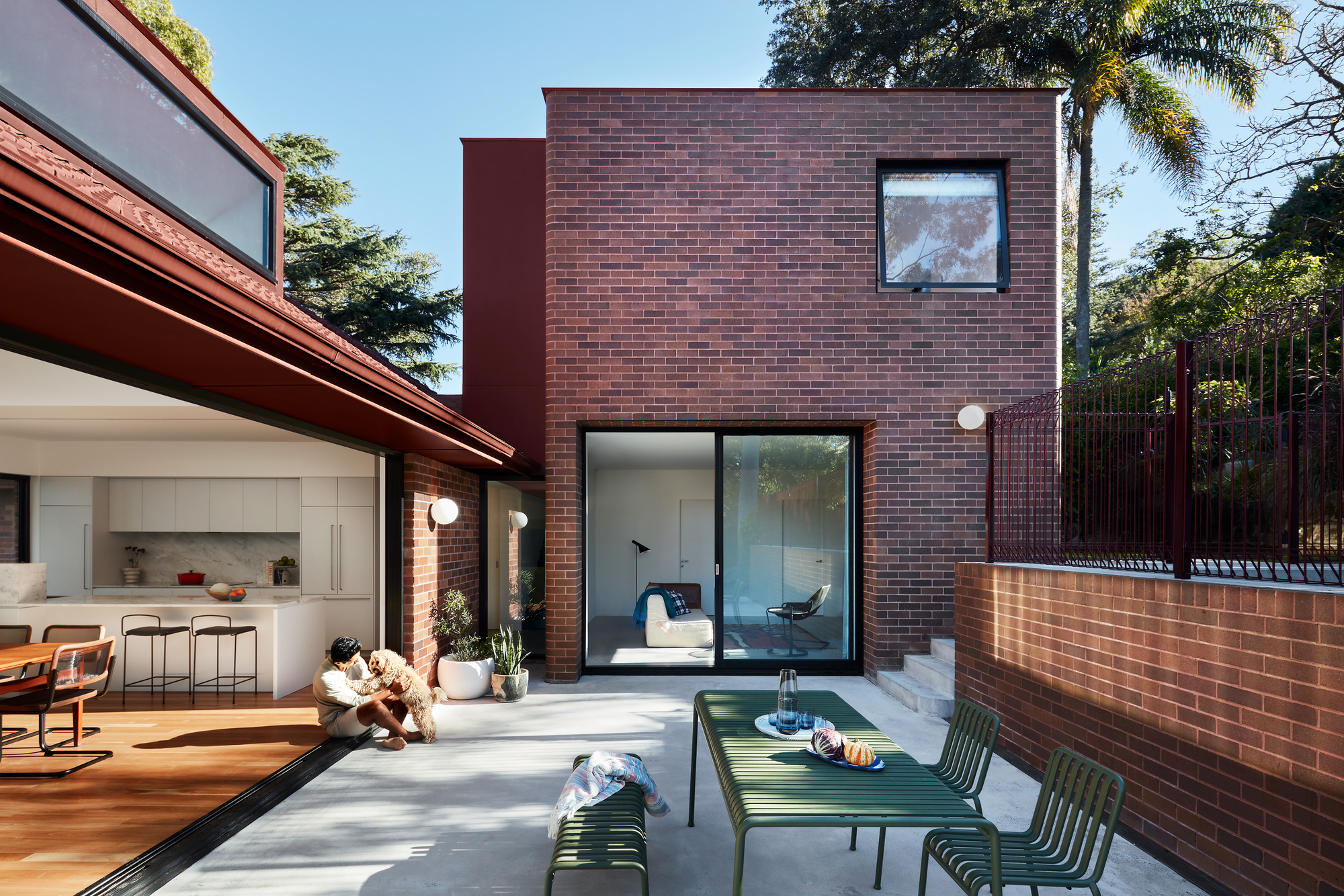 House Lincoln / Those Architects