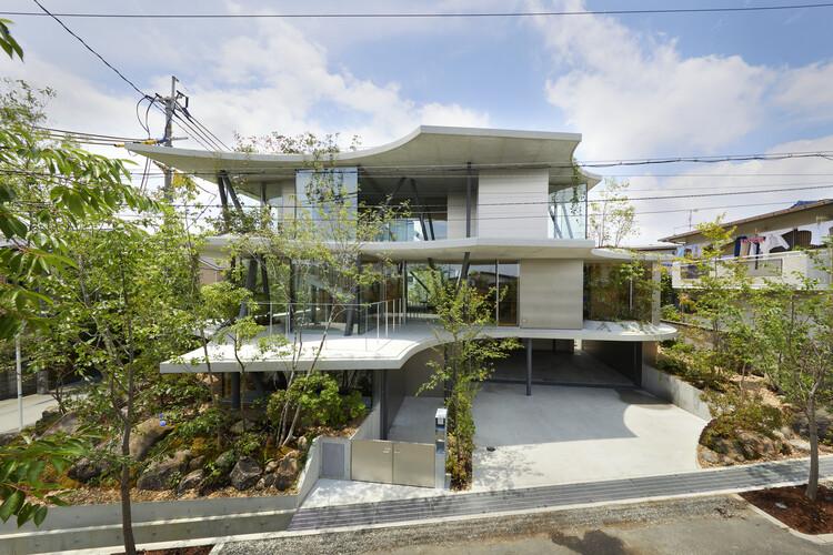 Casa Terra / Tomohiro Hata Architect and Associates, © Toshiyuki Yano