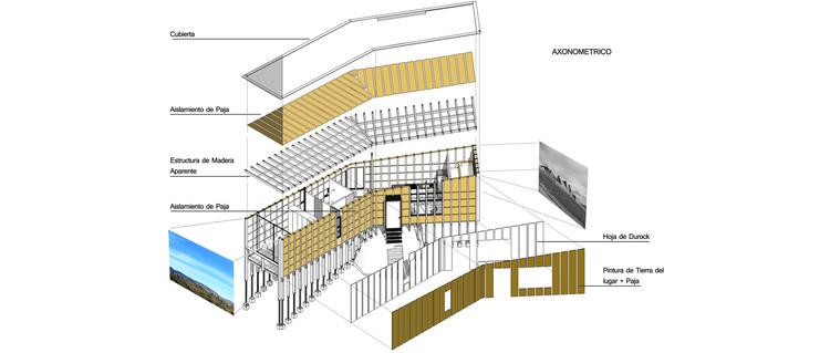 Media Perra House / Santos Bolívar