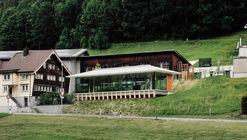 Pavilion Waldstatt / Marazzi Reinhardt