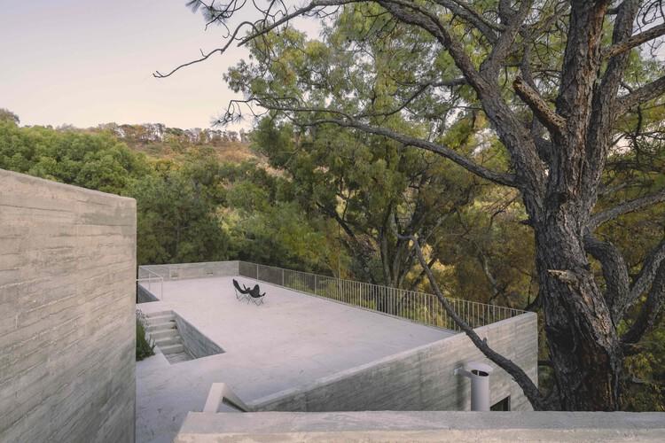 Casa Amapa / Pérez Gómez Arquitectura, © César Béjar