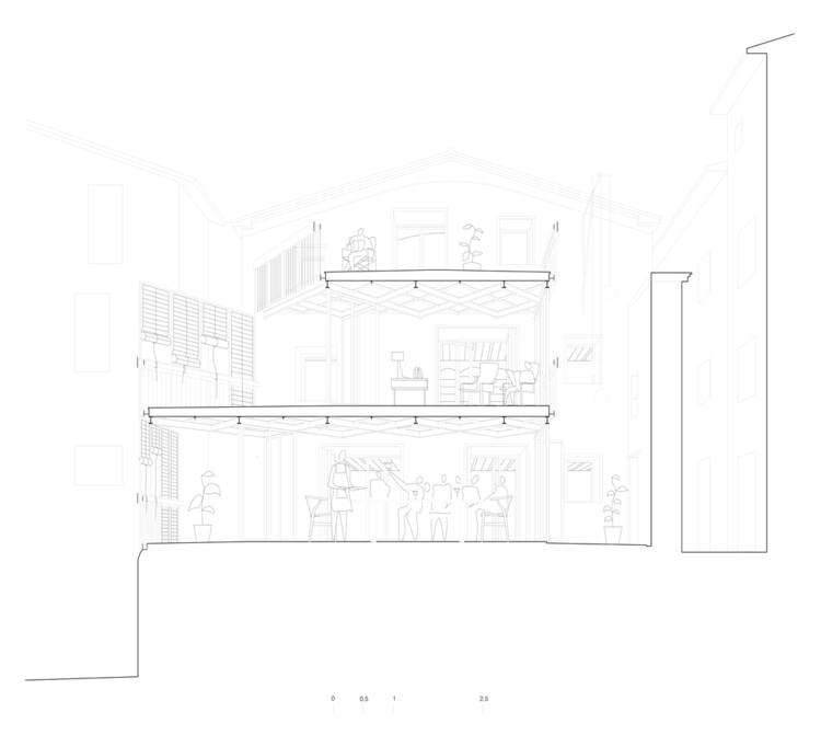 Renovation of a Village House in San Esteban d'en Bas / unparelld'arquitectes