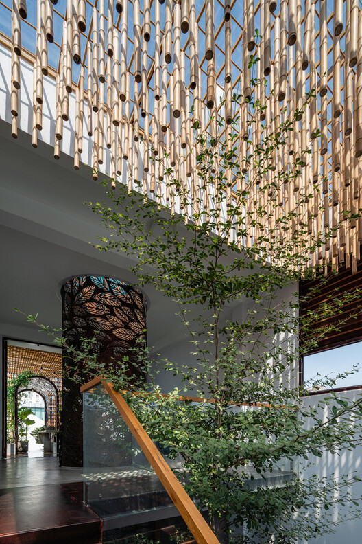 Floating Nest / atelier NgNg. Image © Quang Dam