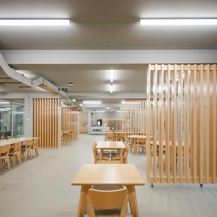 Cantina Monteiro Ribas / PF Architecture Studio. Image © João Morgado