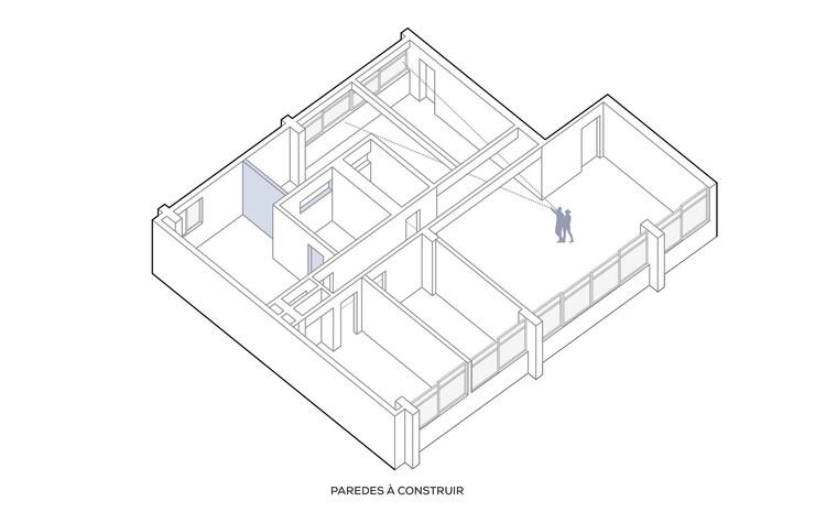 Brigadeiro Apartment / Nommo Arquitetos