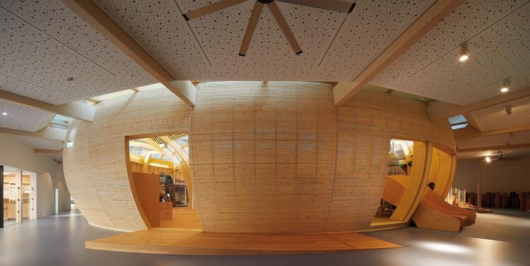 ANOHA—The Children's World of the Jewish Museum Berlin / Olson Kundig. Image © Hufton+Crow