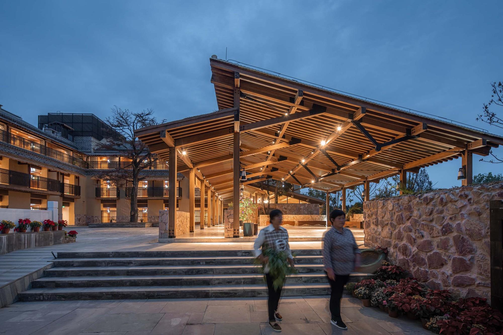 Lixiang Village Public Space / AESEU Architectural Technology and Art studio