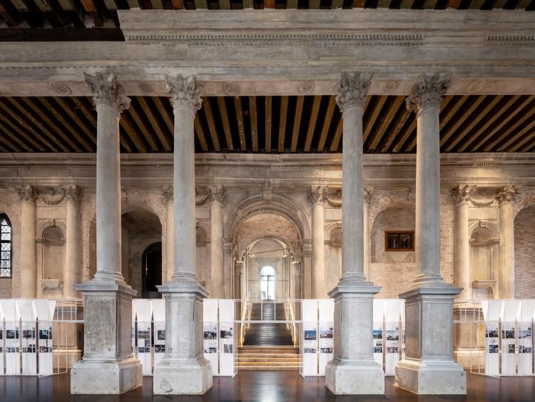 Casaplatform Exhibition / SET Architects, © Marco Cappelletti