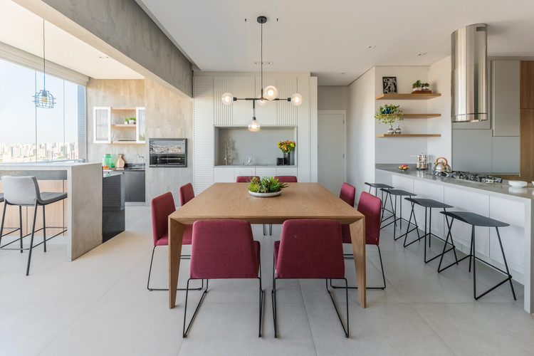 Apartamento Lapa / Base Arquitetura, © Guilherme Pucci