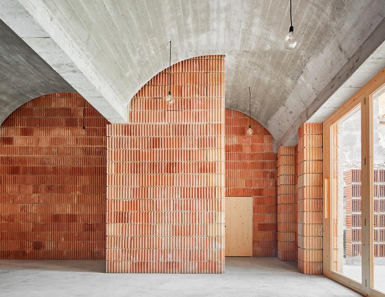 Archivo Municipal / Aulets Arquitectes. Image © José Hevia