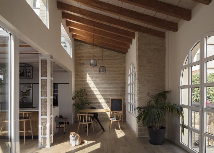 HG_Traditional House in Valencia  / miniArquitectura + Martin&Accino Arquitectos, © Milena Villalba