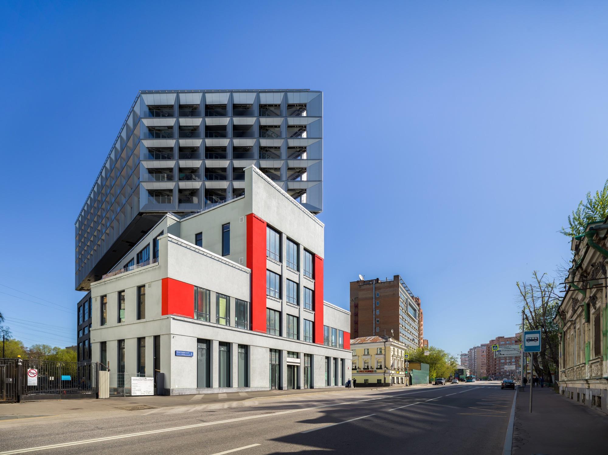 Tatlin Apartments / Al Studio