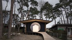 Observation Hut Île aux Oiseaux / LOCALARCHITECTURE