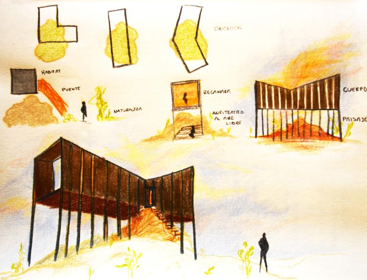 10 Casas de madera sobre pilotes que elevan la arquitectura del suelo, Media Perra House / Santos Bolívar