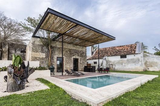 Fazenda Niop / R79 + AS Arquitectura. Imagem © David Cervera Castro