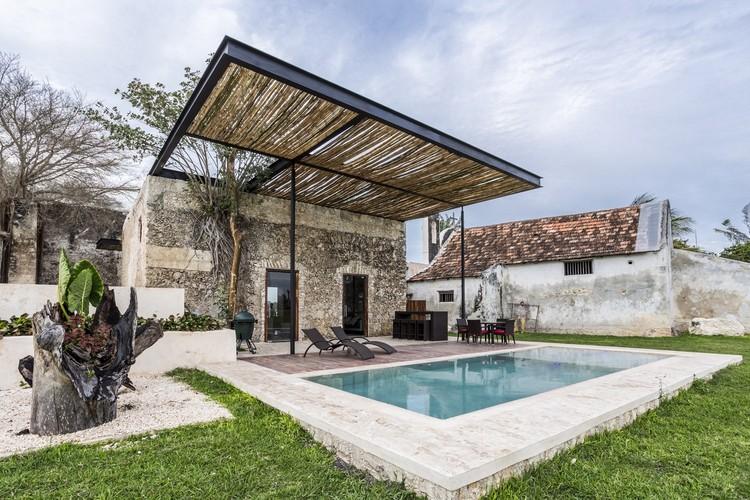 Arquitectura en México: proyectos para entender el territorio de Campeche, Hacienda Niop / R79 + AS Arquitectura. Image © David Cervera Castro