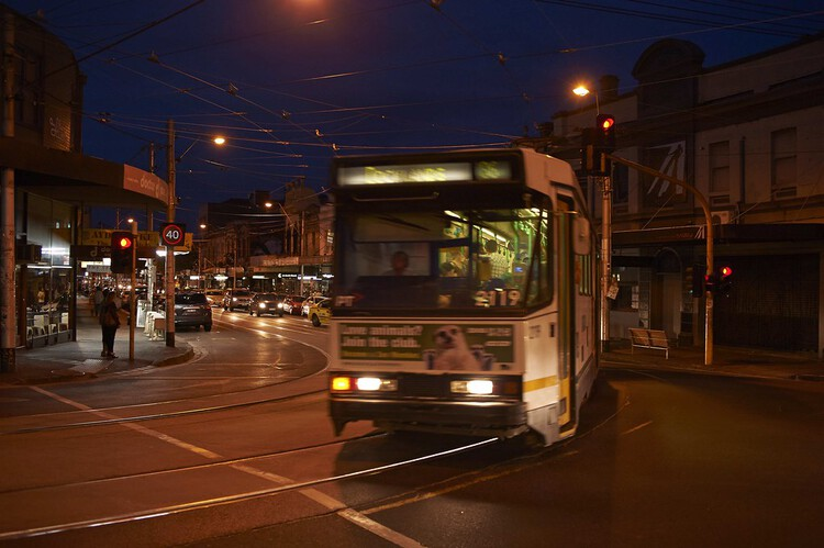 Smith Street en Melbourne. Foto de Peter Burge, licencia CC BY 2.0