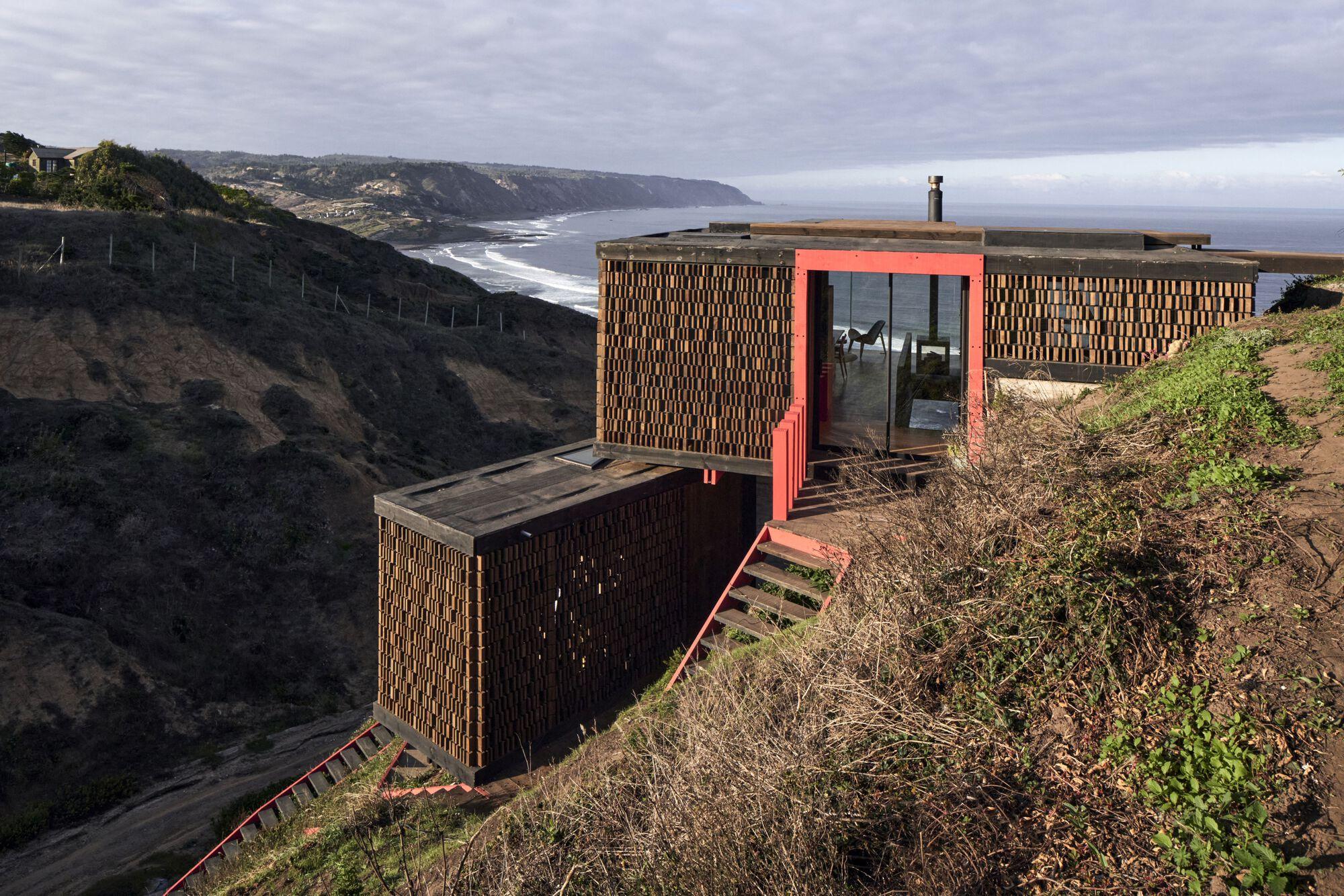 Panal House / Estudio Dikenstein Arquitectos