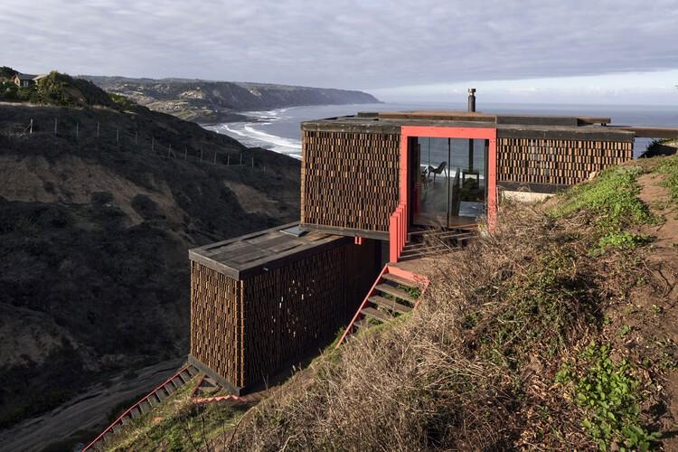 Casa Panal / Estudio Dikenstein Arquitectos, © Cristobal Palma / Estudio Palma