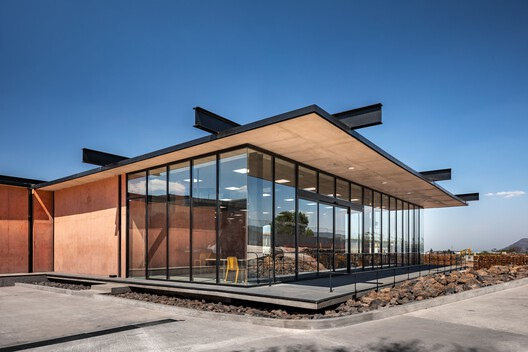 Comedor industrial Planta 3 / Taller de Arquitectura Miguel Montor