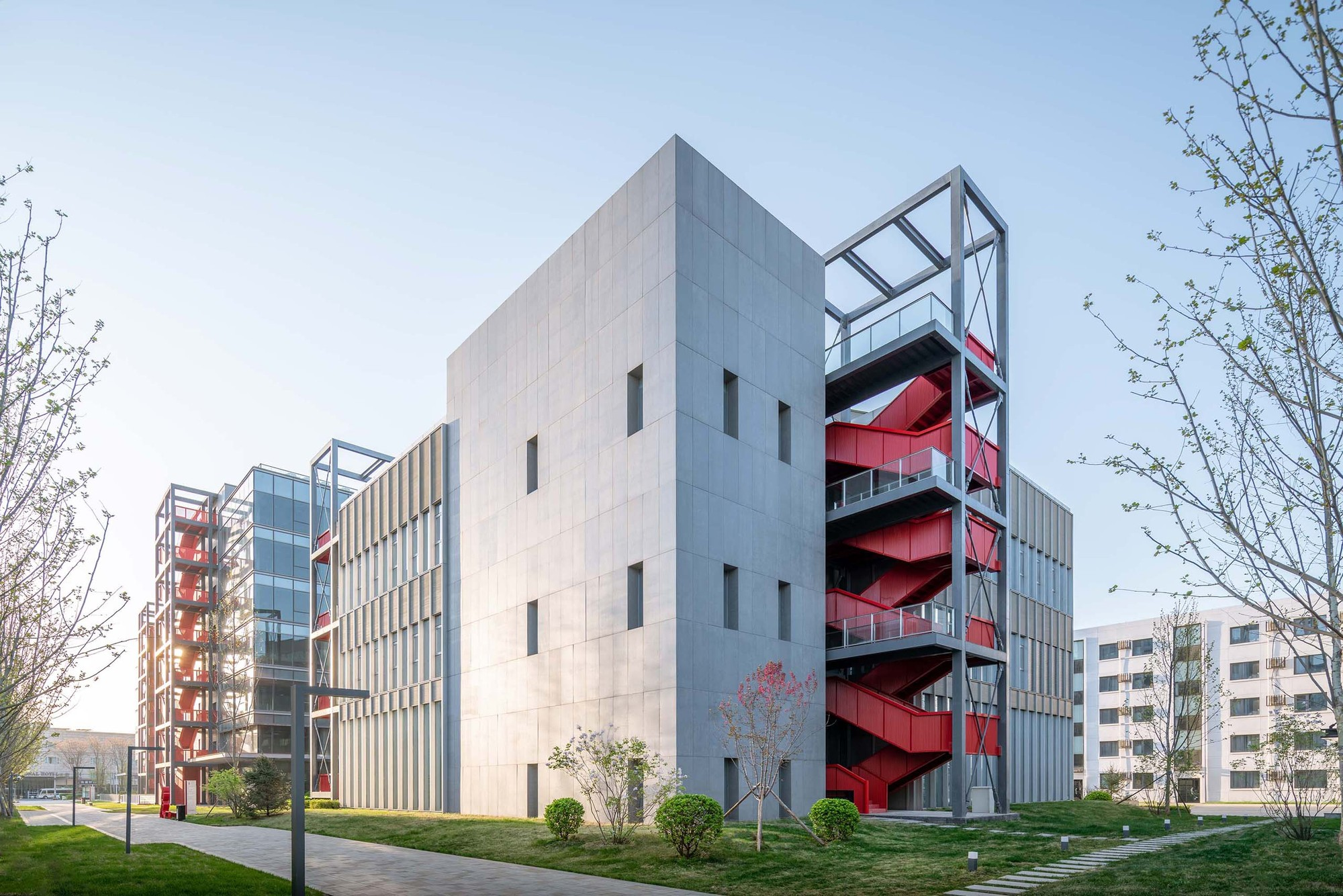 WELL Living Lab / Superimpose Architecture