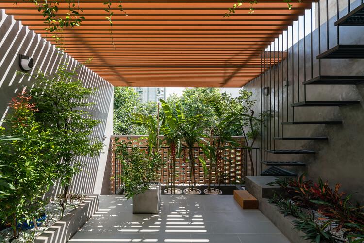 Casa H / G+ Architects, © Quang Tran