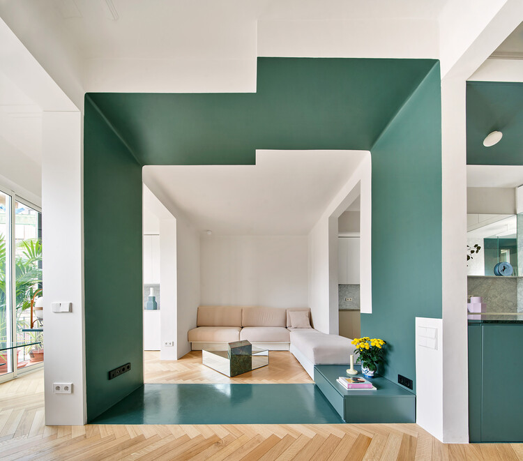 Casa Borrell / AMOO, © José Hevia