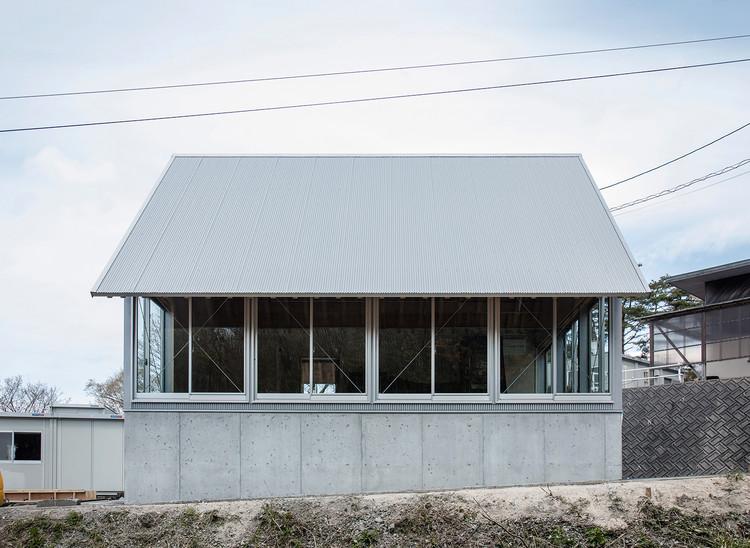 Daisen Work Hut / Niimori Jamison Architects, © Yosuke Ohtake