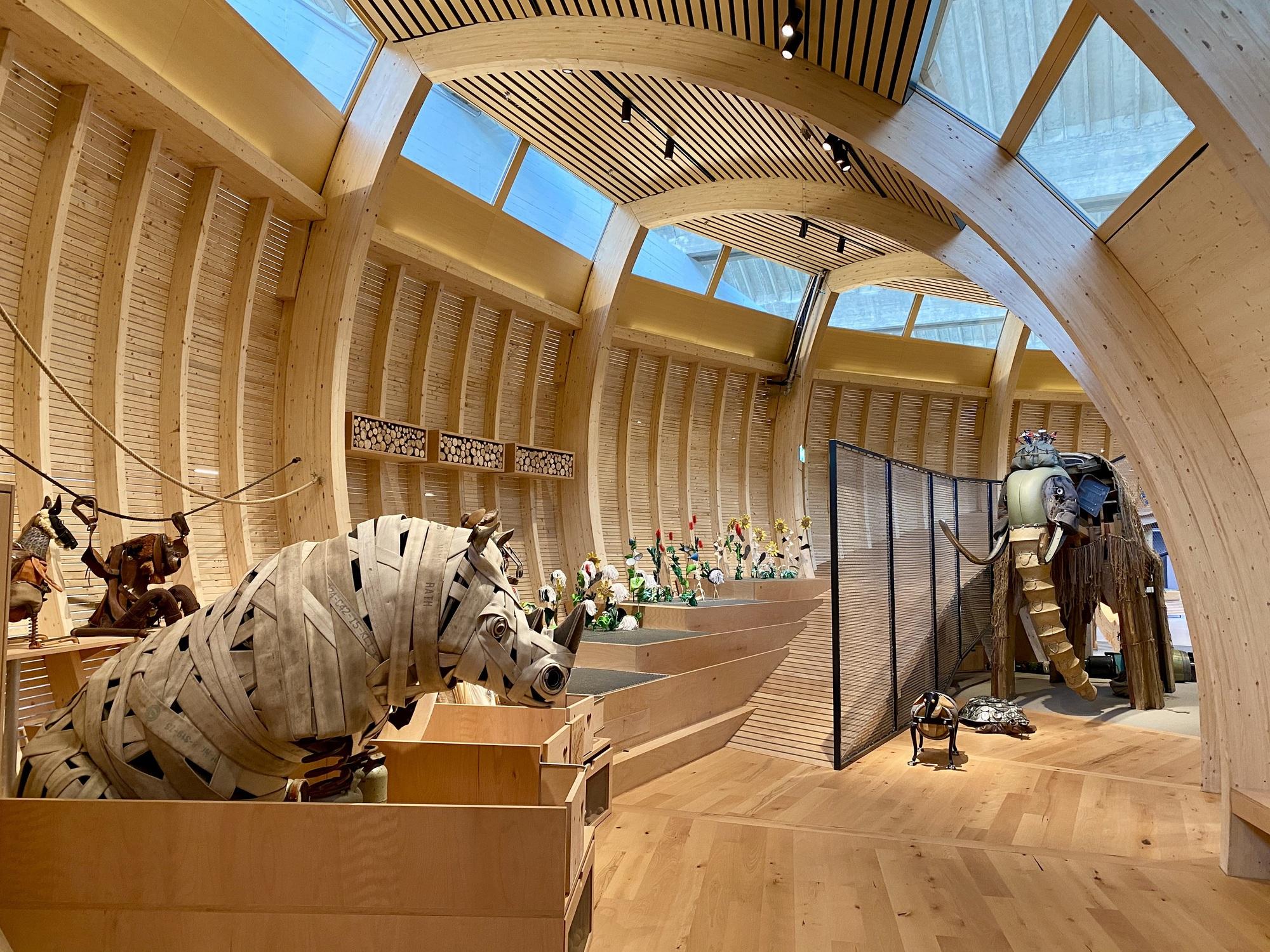 Olson Kundig Reinterprets Noah's Ark for Children's Experience at the Jewish Museum in Berlin