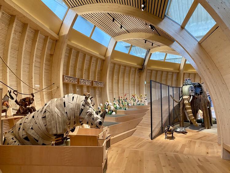 Olson Kundig projeta uma Arca de Noé para o Museu Judaico em Berlim, © kubix Berlin
