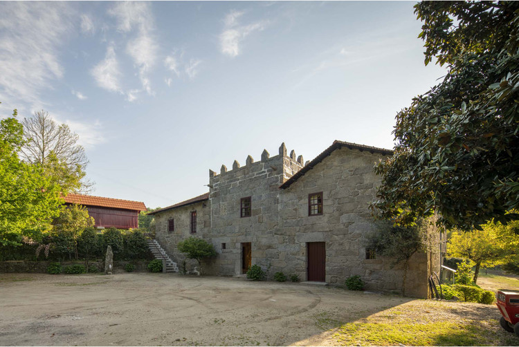 Quinta de Zebros / Martins Architecture Office, © NUDO