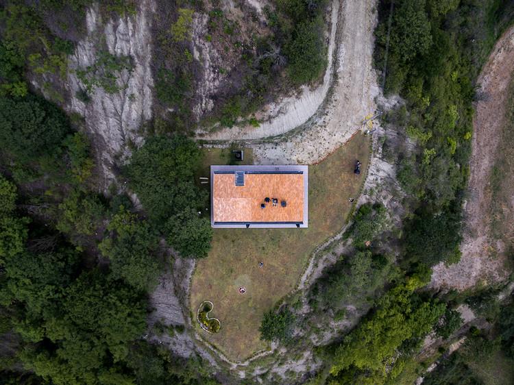 10 Fotografías aéreas de casas en Ecuador: La importancia de visualizar una obra de arquitectura en su entorno, Casa Nativa / David Regalado Arquitectura. Image © JAG Studio