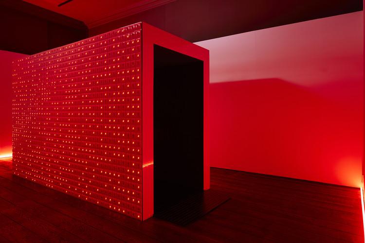 London Design Biennale 2021 Öffentliche Medaille: Israel - The Boiler Room.  Bild mit freundlicher Genehmigung von ER