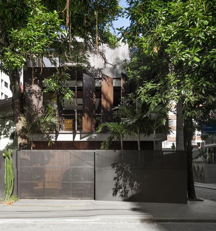 Casa Luís Delfino / Pimont Arquitetura, © Lio Simas