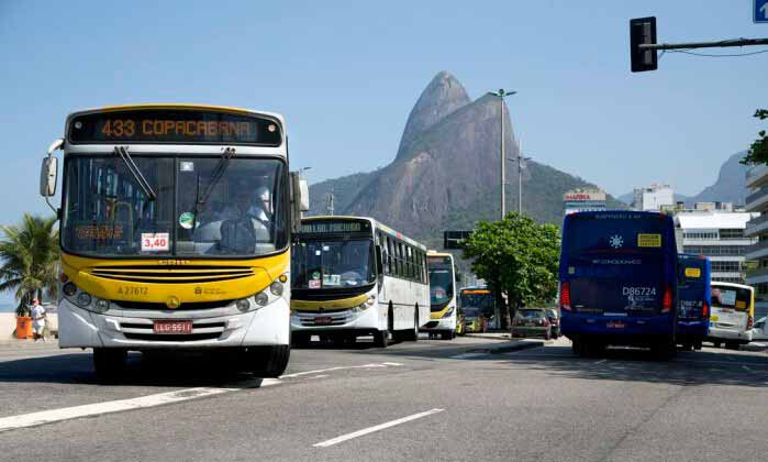 Frota de ônibus do Rio de Janeiro será 100% elétrica até 2050, Foto via Rede Rio Hotéis, licença CC 2.0