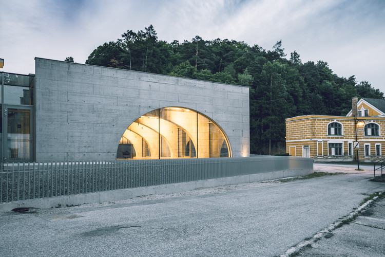 Salón Neuhaus / Baukooperative, © Michael Glechner