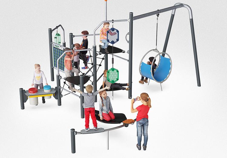 Juegos sensoriales y su impacto en el desarrollo infantil, Cortesia de UrbanPlay