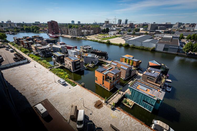 El barrio flotante Schoonschip de Ámsterdam ofrece una nueva perspectiva sobre circularidad y resiliencia, © Isabel Nabuurs