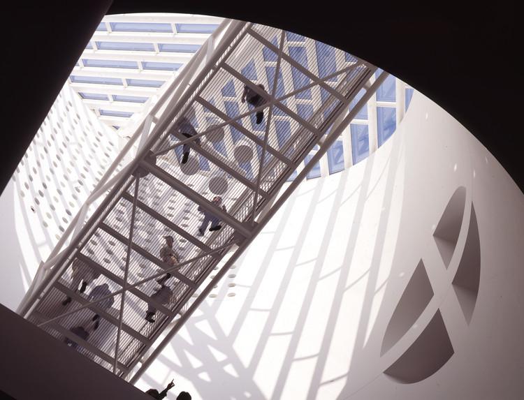 """""""A boa arquitetura é aquela que tem algo a dizer sobre seu contexto"""": entrevista com Mario Botta, MOMA. Image © Robert Canfield"""