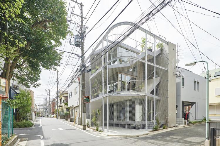 Casa clima / n o t architects studio, © Yasuhiro Takagi