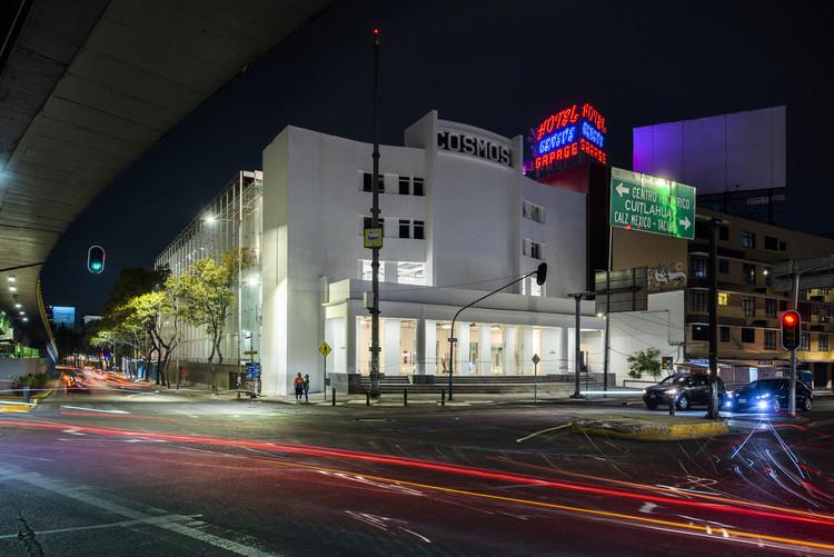 FARO Cosmos de TEN Arquitectos abre sus puertas en la Ciudad de México, © Jaime Navarro