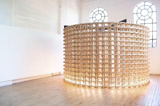 Pabellón Sala de Fragmentos  / Azócar Catrón Arquitectos