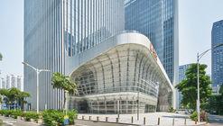 CDB Bank & Minsheng Bank Financial Building / ZHUBO DESIGN