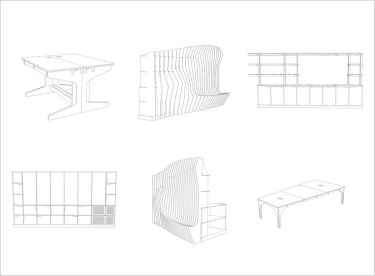 Mountain Nazca / mar arquitectos + xamploo. Image
