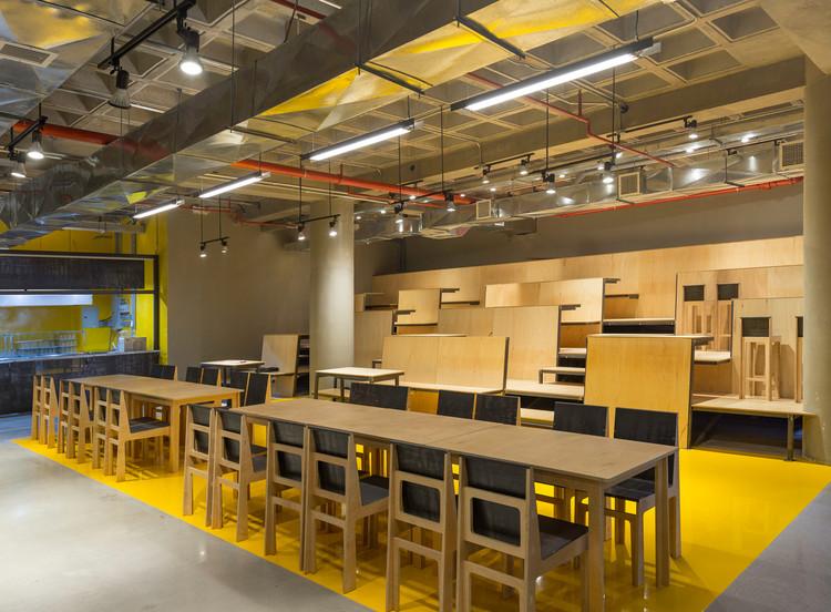 Restaurante DECK / RAMA estudio. Image © JAG estudio