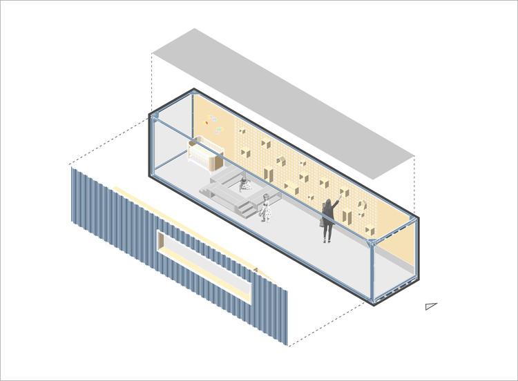 Tienda Garimpê / numa arquitetos. Image