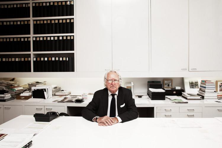 Três anos após denúncias de assédio sexual, Richard Meier se aposenta e escritório muda de nome, Cortesia de Meier Partners